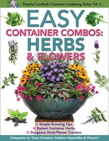 For more information (or to buy) Pamela's herb book, click here.